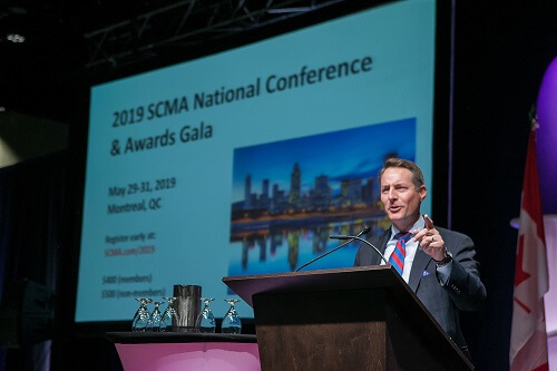 Barcoding Canada @ 2019 SCMA National Conference And Awards Gala